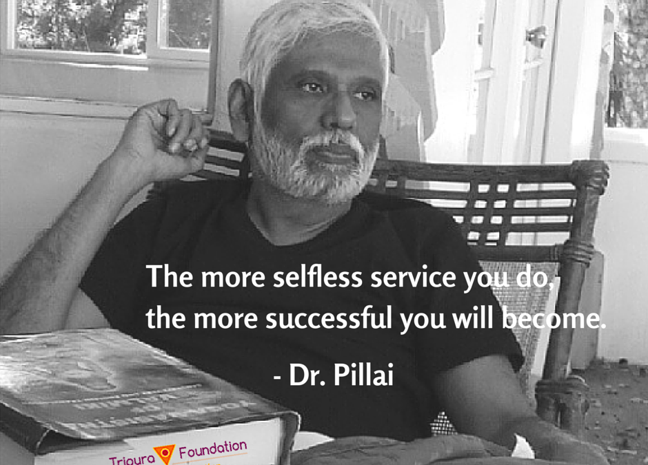 What Are the Benefits of Selfless Service?