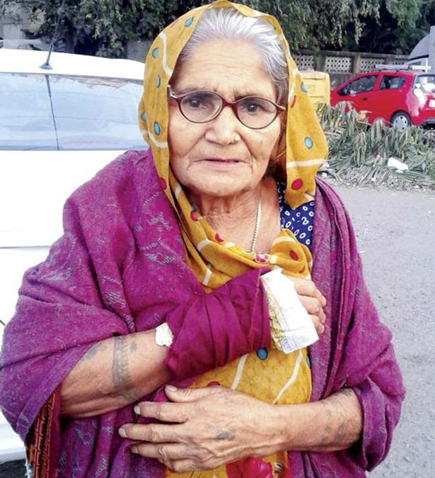Give the Elderly in India a Reason to Smile Again