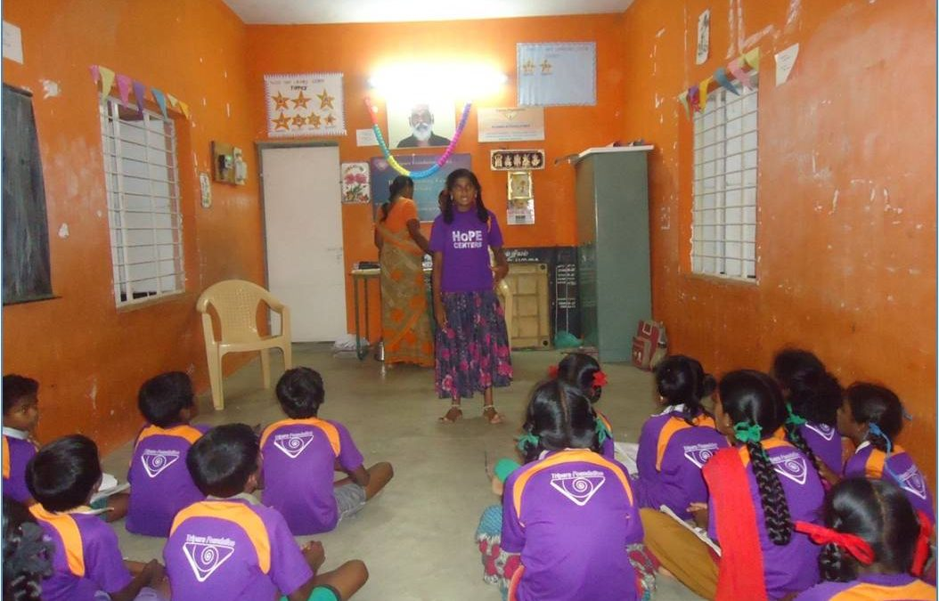 Iswarya Saves for a Brighter Future