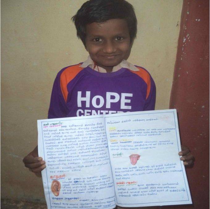 Children Display Preparedness on World Health Day