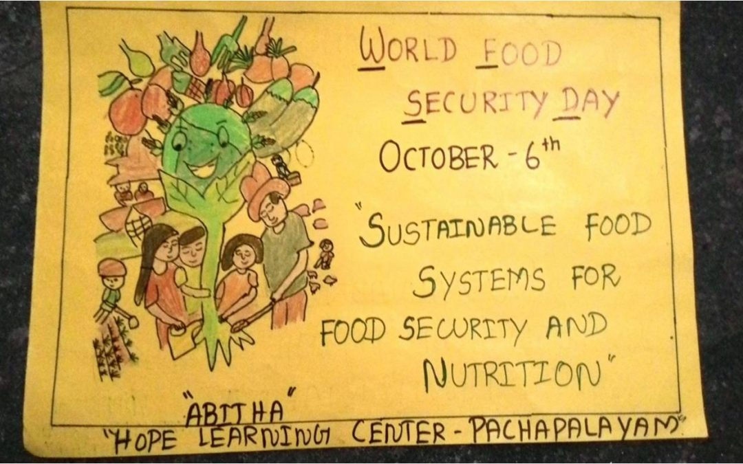 World Food Security Day