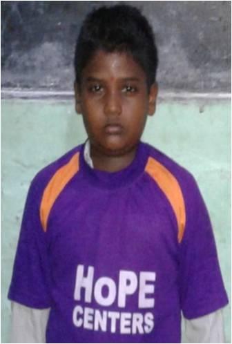 Thangaraj Strives for a Better Life