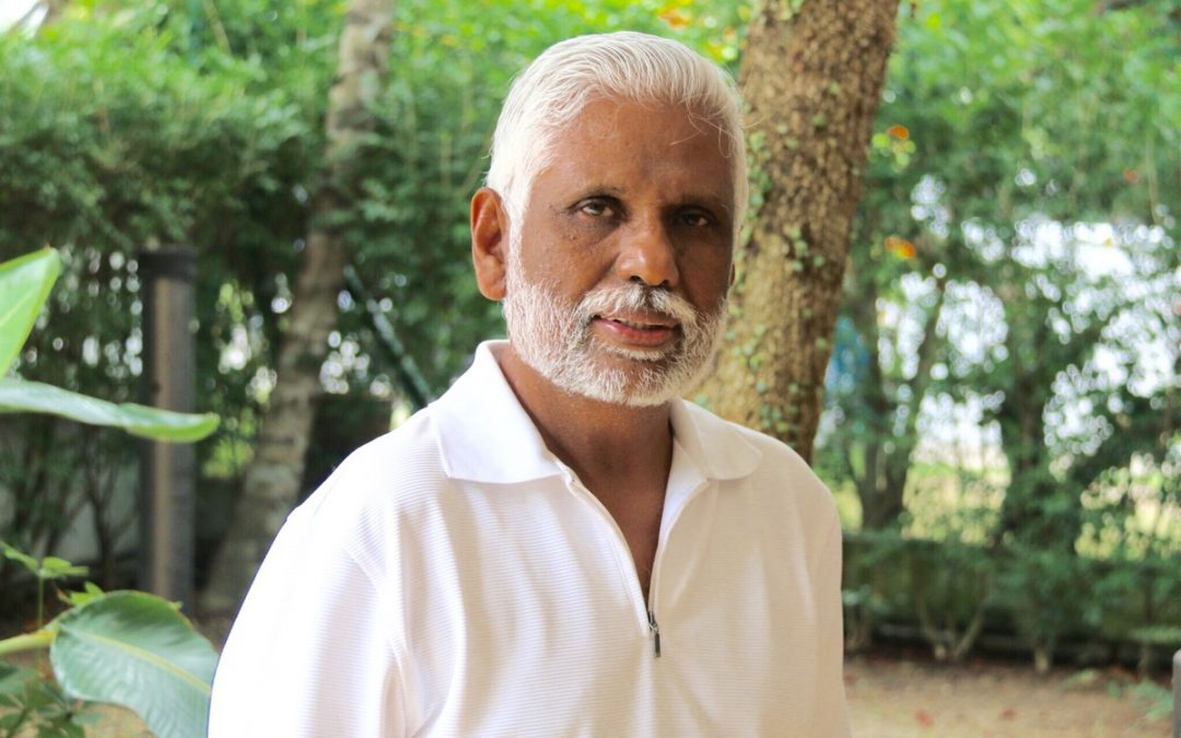 Dr. Pillai Shares His Dream