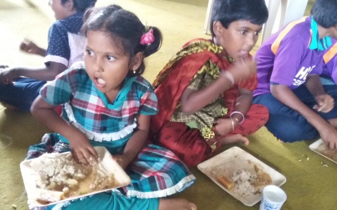 Hunger (and Hope) Action Month