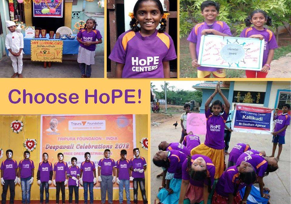 Hope 2018 – 2019!