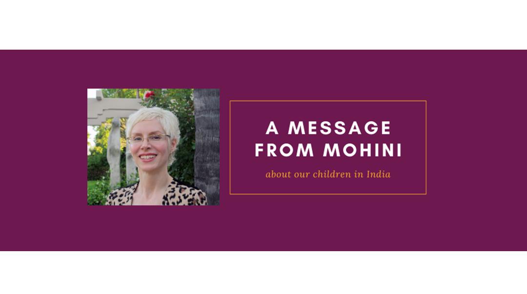 Mohini Shares Her Birthday Wish for 2020