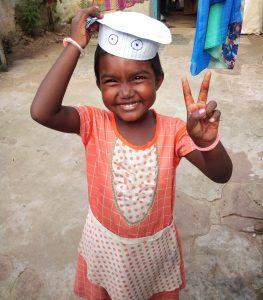 Mohini shares her birthday wish for 2020 happy child
