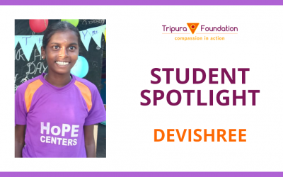 Devishree Dreams Of Becoming A Teacher – Hope Child Spotlight