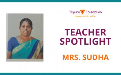 Mrs. Sudha Enjoys Spending Time With Hope Children- Hope Teacher Spotlight