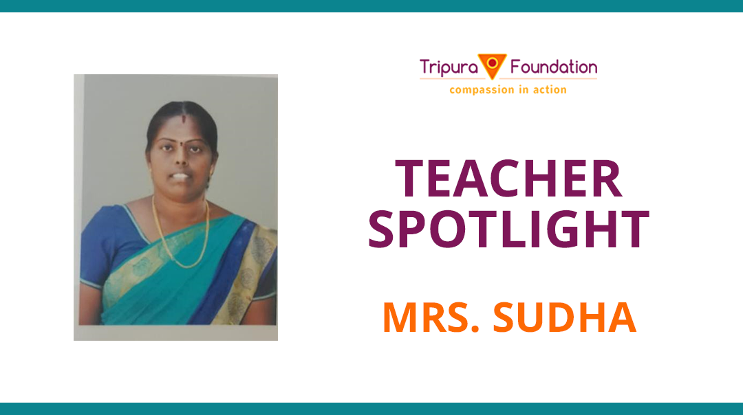 Mrs. Sudha Enjoys Spending Time With Hope Children- Hope Teacher Spotlight