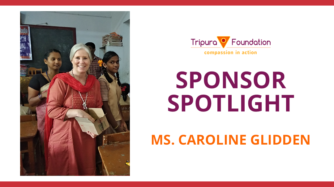 Sponsor Spotlight On Hope Hero Ms. Caroline Glidden