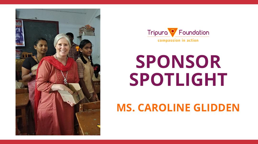 Sponsor Spotlight On Hope Hero Ms. Caroline Glidden