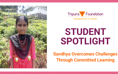 Sandhya Overcomes Challenges Through Committed Learning  – Hope Student Spotlight