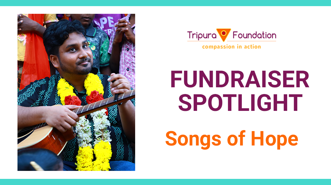 Fundraiser Spotlight: Songs of Hope