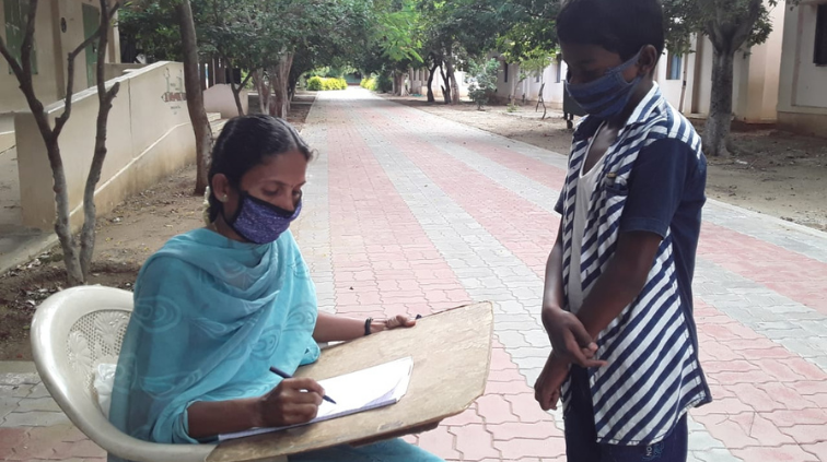 Teacher Spotlight – Ms. Selva Sundari: Creative and Committed in Kumbakonam HLS