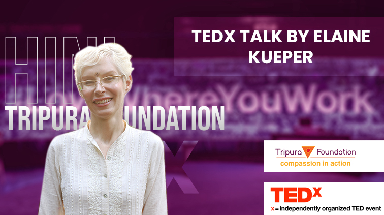 TEDx Talk By Elaine Kueper