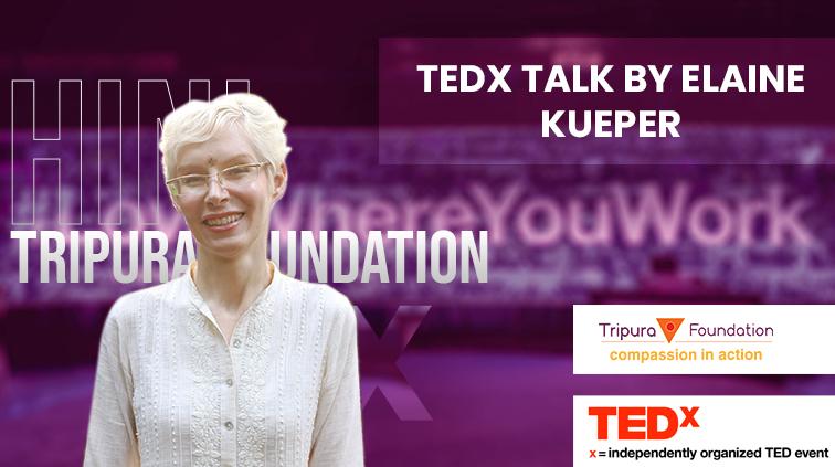 TEDx Talk By Elaine Kueper