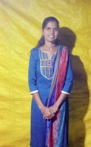 Ms. Suvidha smiling at her HLS