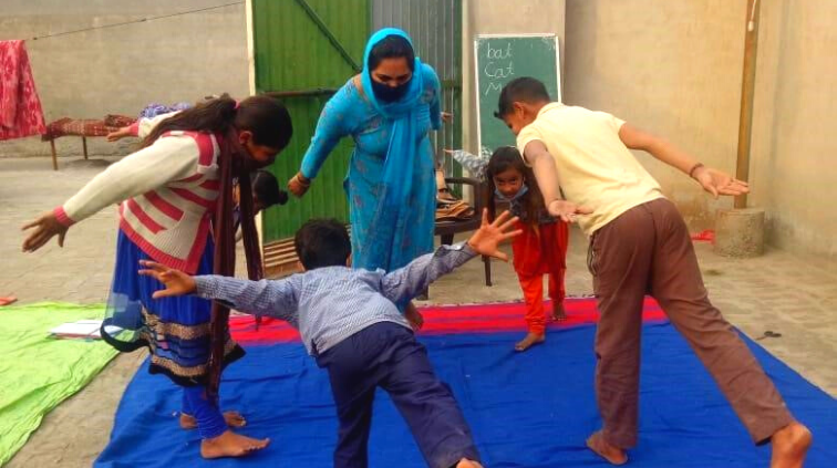 Rajinder Kaur: Caring for Hope Children During The Covid Pandemic