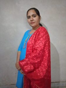 Rajinder Kaur at the HLS