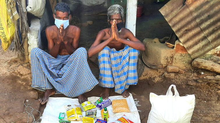 Hope for India: Provisions and Rations Kits Bring Healthy Meals and Safety to Hope Families