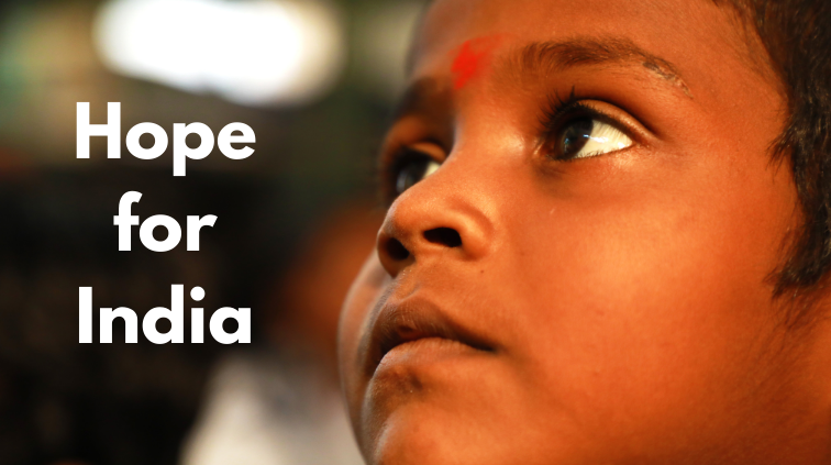 Hope for India – Providing Aid to Those Who Suffering from Covid-19 in India