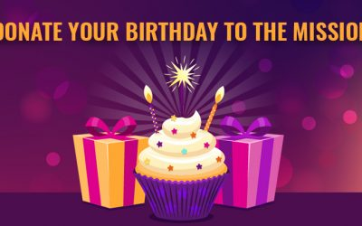 How to Donate Your Birthday to Tripura Foundation's Mission on Facebook